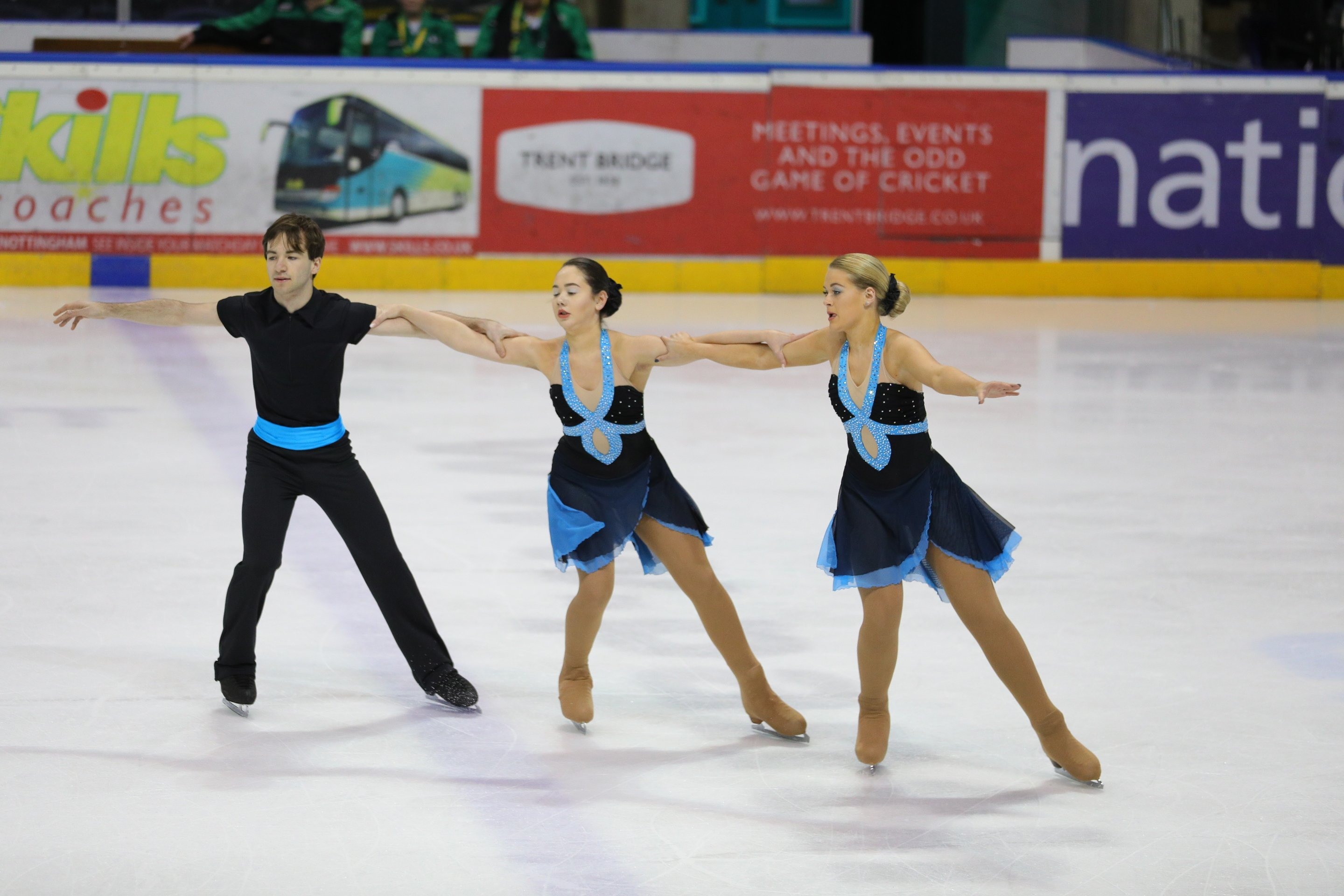 Team Zulu Skaters